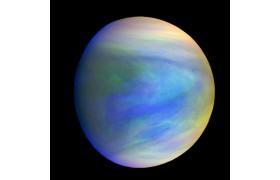 В облаках Венеры может существовать жизнь.