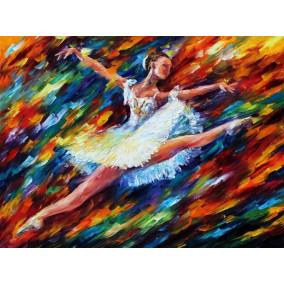 Картина по номерам GX 21394 Балерина 40*50