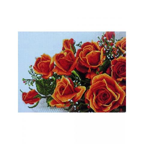 Алмазная мозаика GX 2730 Розы 40*50