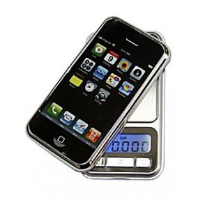 Весы ювелирные электронные карманные 100 г/0,01 г  iPhone 2308
