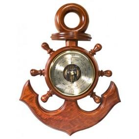 Настенный барометр М-15 Якорь (сувенирный)
