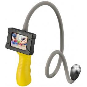 Камера эндоскопическая Bresser National Geographic экраном и подсветкой, детская