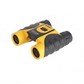 Бинокль Veber 10*25 WP черный/желтый
