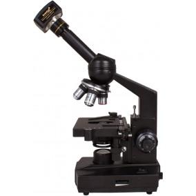 Микроскоп цифровой Levenhuk D320L, монокулярный (в комплекте цифровая камера)