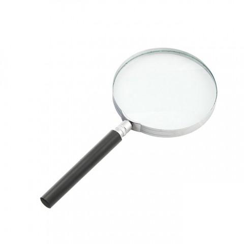 Лупа 1028 Veber с ручкой 3х,100 мм
