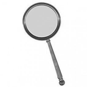 Лупа Kromatech ручная круглая 7х, 60 мм (YT80762)