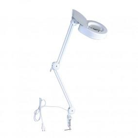 Лупа 8608W 3D (220В) настольная лупа-лампа