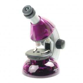 Микроскоп Микромед Атом 40x-640x (аметист)
