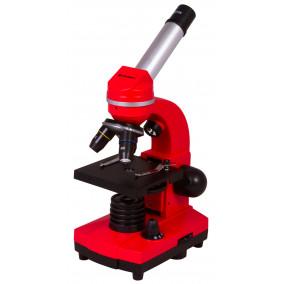 Микроскоп Bresser Junior 40x-1600x, красный