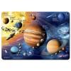 Карта-пазл. Солнечная система, 33х47, 260 дет, ГЕОДОМ