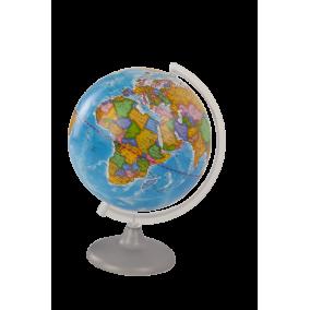 Глобус политический 210