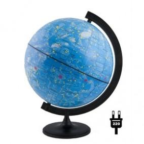 Глобус звездного неба 320 с подсветкой