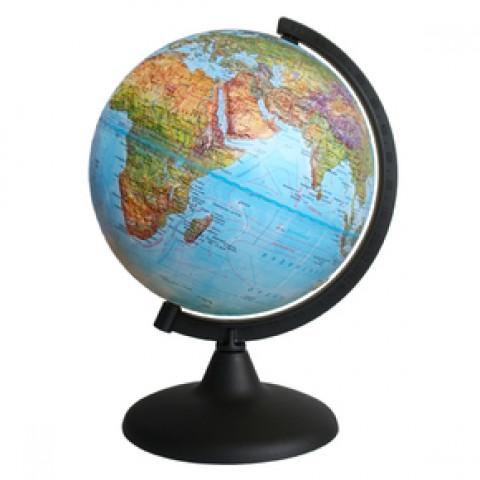 Глобус ландшафтный 210 рельефный