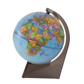 Глобус политический 210 рельефный на треугольной подставке