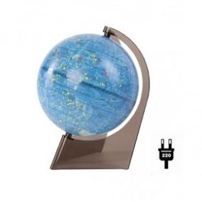 Глобус звездного неба 210 на треугольной подставке с подсветкой