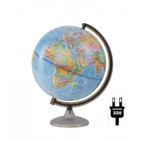 Глобус политический 300 мм с подсветкой