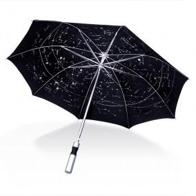Зонт Levenhuk Star Sky U10, черный