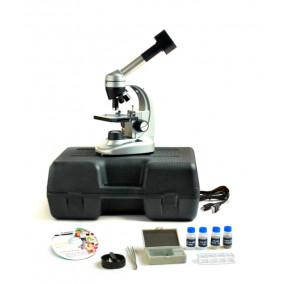 Микроскоп цифровой Levenhuk D50L NG, монокулярный