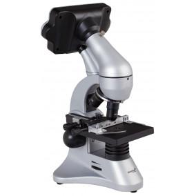 Микроскоп цифровой Levenhuk D70L, монокулярный (в комплекте набор для опытов)