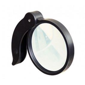 Лупа просмотровая ЛПК-471 2x (ВОМЗ) складная круглая