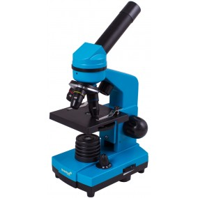 Микроскоп Levenhuk Rainbow 2L Azure\Лазурь