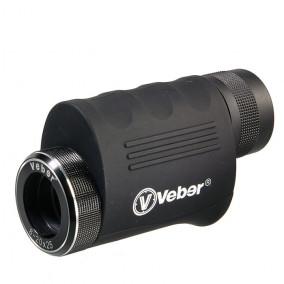 Монокуляр Veber 8–20x25, черный